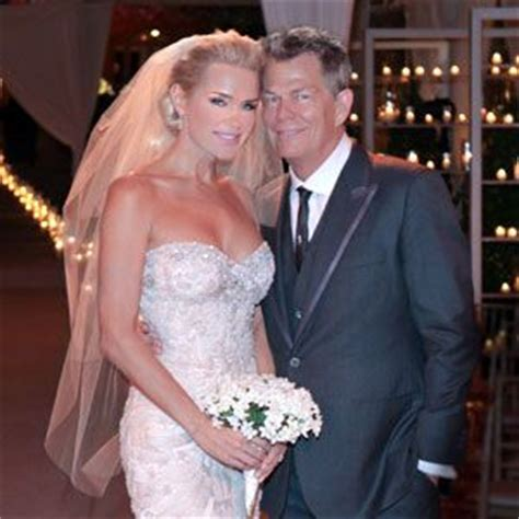 yolanda wife david foster tied the knot with yolanda hadid real