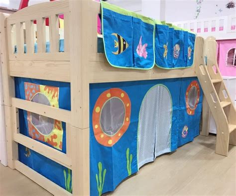 Best Bunk Beds In The World Themed Chidren Bed Decoration