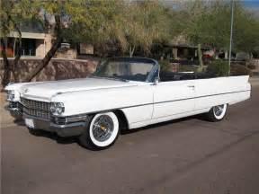 1963 Cadillac Convertible 1963 Cadillac Series 62 Convertible 139488