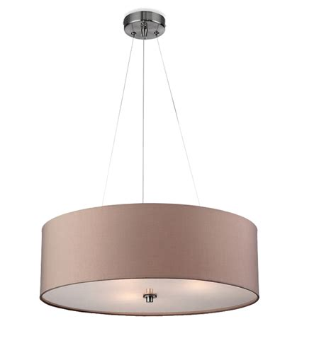 firstlight fabric pendant ceiling light taupe