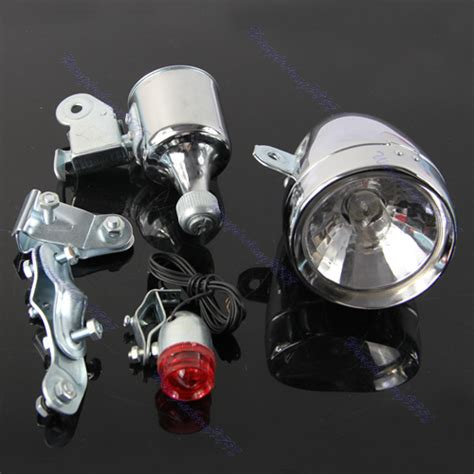 generator 12v 6w bicycle light power 12v 6w vintage cycling bike bicycle head tail l light