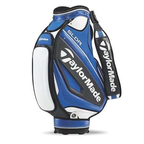 taylormade sldr staff bag at intheholegolf