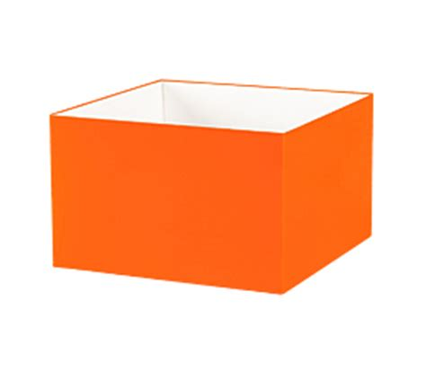 deluxe base 8 x 8 x 5 orange item 15050816