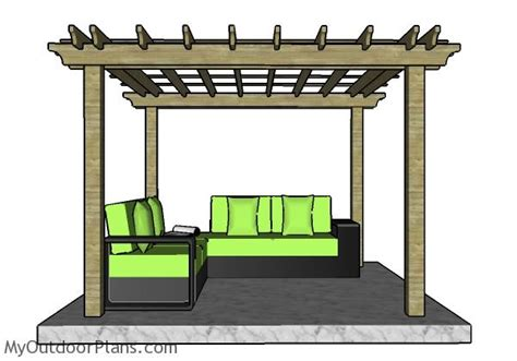 10 x 10 pergola plans pictures to pin on pinterest pinsdaddy