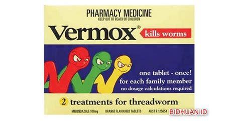 Obat Cacing Vermox 500 20 obat cacing untuk dewasa dan anak yang paling uh dan