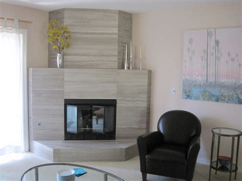modern fireplace renovation fireplace renovation contemporary living room san diego