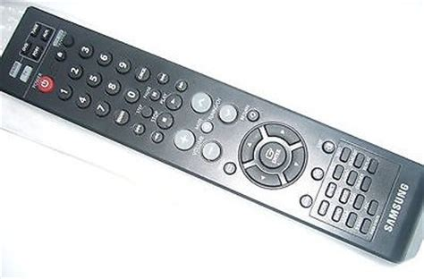 original samsung ah59 01907e home theater remote