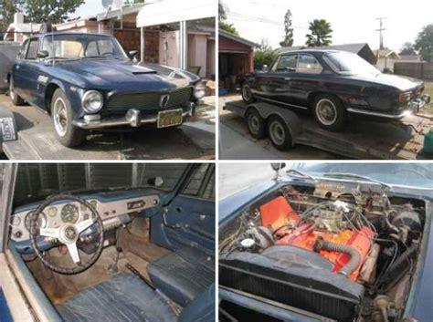 Craigslist Ri Garage Sales by Garage Find 1965 Iso Rivolta Bring A Trailer