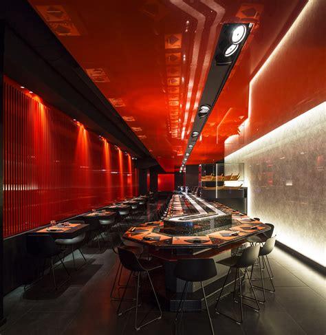design zen cafe zen sushi restaurant carlo berarducci architecture