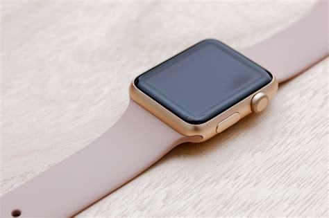 apple sport gold case bands