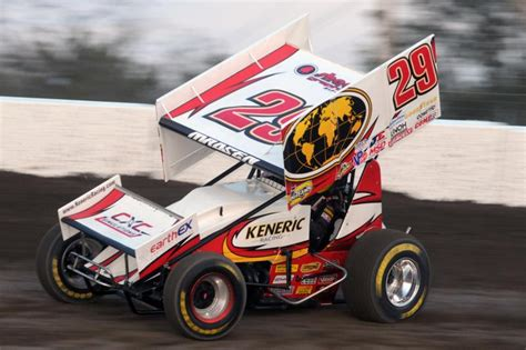 kerry madsen set  race   page  hoseheads sprint car general forum