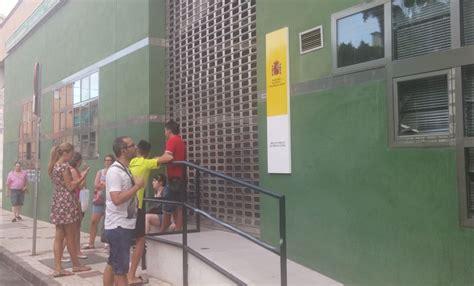 oficina desempleo malaga el paro baja en agosto en 1 026 personas en la provincia