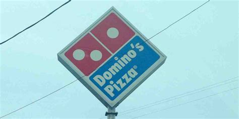 domino pizza facebook picture the best domino s pizza sign ever