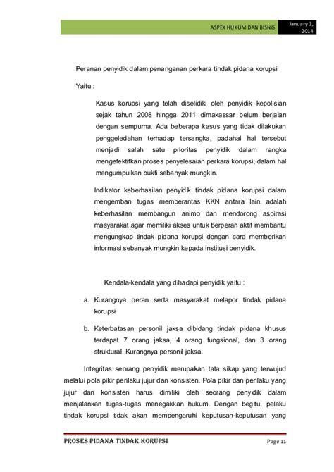 Tindak Pidana Korupsi Kajian Terhadap Harmonisasi Antara Hukum Nasiona cara pengadilan mengeksekusi tindak pidana korupsi