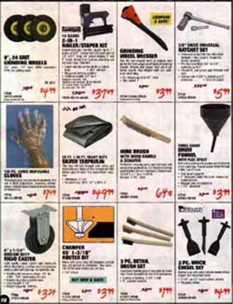 harbor freight catalog cool tools