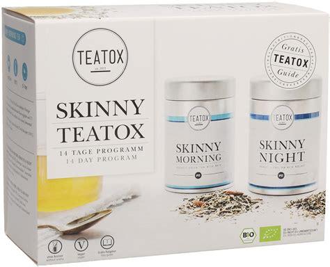 Thin Tea Detox Tea Uk by Teatox Detox Day 100 G Ecco Verde