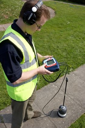 Water Leakage Detector With Detection 20 Meter Cable ap 1 pipe cable locator permalog permalog microcorr