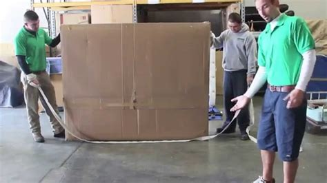 how to move a mattress the easy way youtube