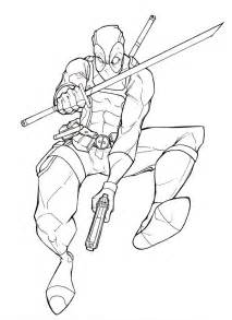 deadpool coloring printable deadpool coloring pages coloring me