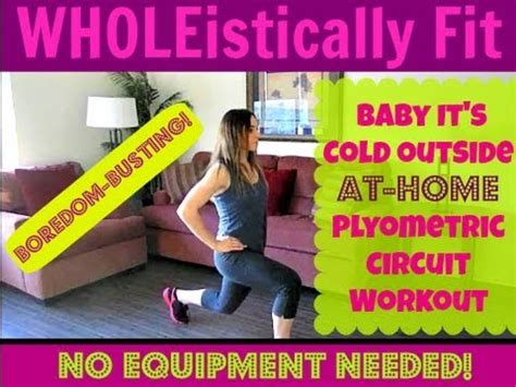 plyometric at home circuit workout popscreen