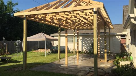 Building A Patio by Covered Patio Build