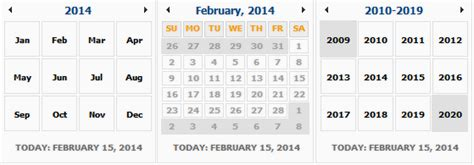 Why Calendarextender Is Not Working Html Asp Net Calendarextender Customized Height Problems