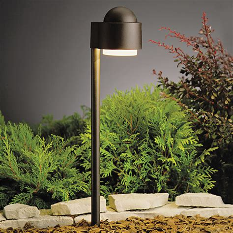 12v Landscape Lighting Kichler Lighting 15360azt Landscape 12v 1 Light Pathway