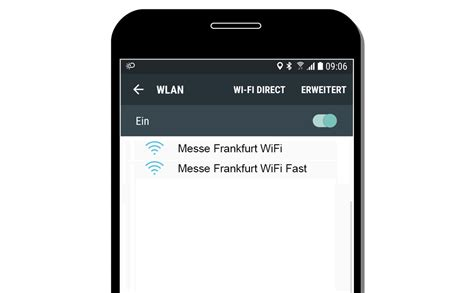 Free Wifi Everywhere Is Everything You Whishered For by Messe Frankfurt Wifi