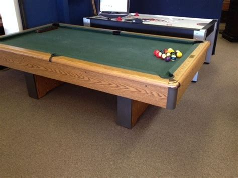 used amf playmaster pool table 1395 billiards and