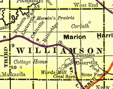 Williamson County Court Records Williamson County Illinois Genealogy Vital Records