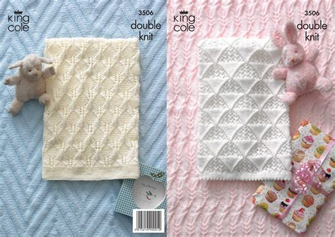 Free Knitted Blankets And Throws Patterns by Baby Blanket Knitting Patterns Free Crochet And Knit