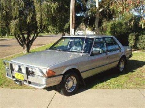 boat motor for sale wagga 1984 used ford falcon xe s pak sedan origally 4 speed