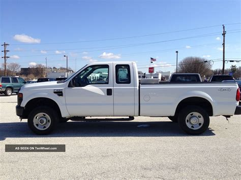 f250 bed 2008 f 250 superduty 4x4 autos post