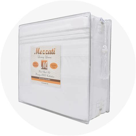 bed sheets review mezzati 1800 thread count brushed microfiber luxury linen