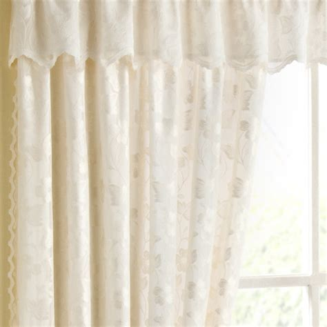Lined Shower Curtains Uk by Fiji Lined Voile Curtains Lined Voile Curtains