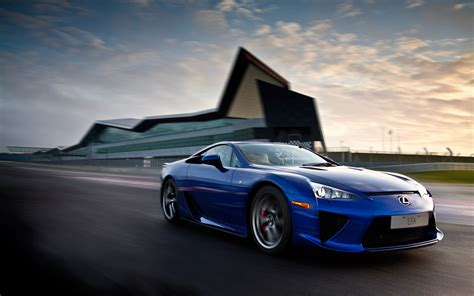 Lexus Lfa Wallpaper Hd Backgrounds 979 Wallpaper
