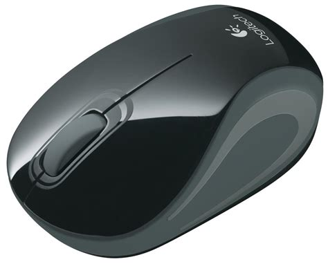 Logitech M 187 Cordless Notebook Mouse wireless mini mouse m187 pocket sized