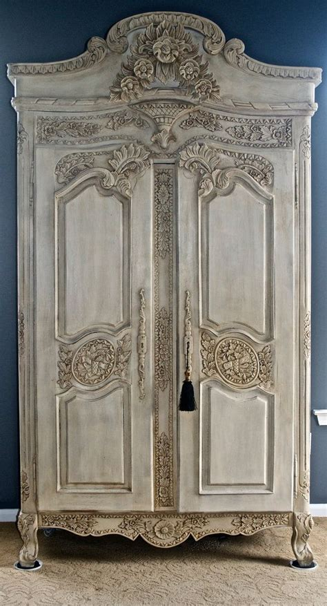 painted wardrobe armoire on hold stunning antique armoire shabby chic hand painted wardrobe linen closet
