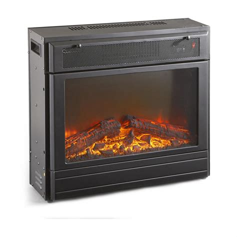 23 Inch Fireplace Insert by 23 Quot Electric Fireplace Insert 191204 Fireplaces At