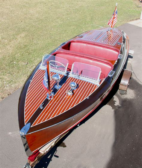old boat windshields for sale 1939 19 chris craft barrel back custom runabout for sale