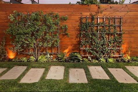 garden ideas with wood 35 awesome wooden fence ideas for residential homes