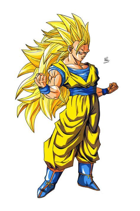 Imagenes Goku Super Sayayin 3 | imagenes de goku en super sayayin 6 imagui