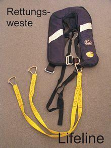 reddingsvest wikipedia lifeline wikiwoordenboek