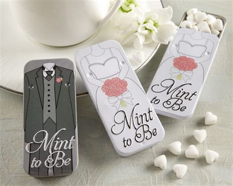 Wedding Favors Tins by Wedding Favors And Groom Slide Mint Tin