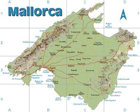 mallorca world map map of mallorca overview map worldofmaps net