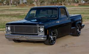 new truck day 1979 chevy c10 content