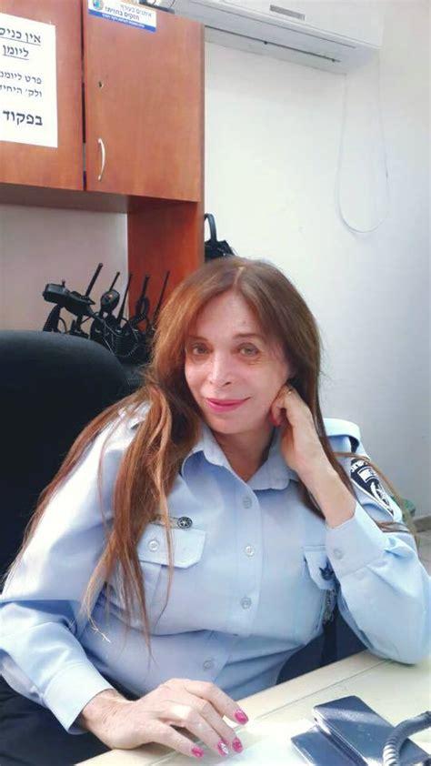 trans woman volunteers   police awiderbridge