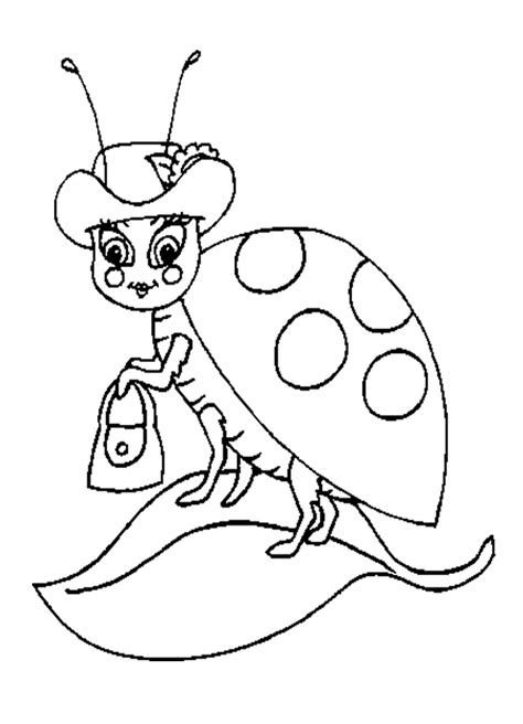 ladybug coloring page oodles of doodles ladybug coloring pages