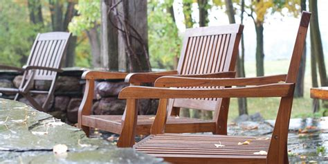 Diy Maintenance Cleaning Your Teak Wood Patio Furniture Teak Outdoor Furniture Maintenance