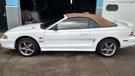 car manuals free online 1994 ford mustang parental controls 1994 ford mustang gt convertible 5 0l free shipping coupe manual just inspected